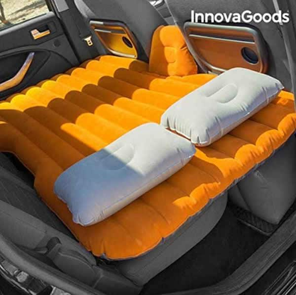 matelas gonflable pour voiture InnovaGoods