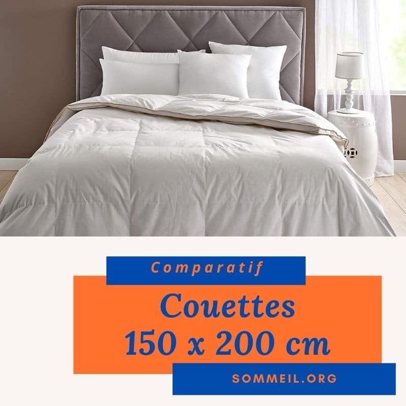 Top 4 couette 150×200